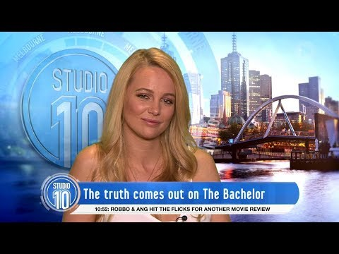 Leah Talks About The Bachelor Drama | Studio 10