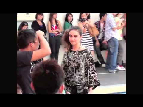 Singapore's 1st Fashion Show for Haiti by Youths -...