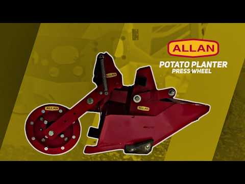 Allan Equipment Press Wheel For Potato Planters