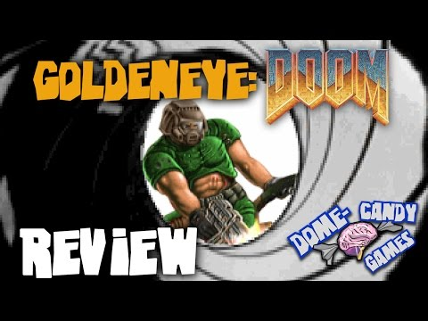 GoldenEye: Doom Review (Doom 2 Mod)
