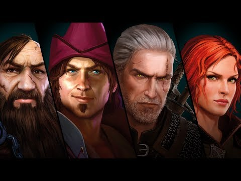 The Witcher Adventure Game brings Geralt to a tabletop