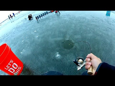 I Made A $4,000 MISTAKE!!! --First Time Ice Fishing Disaster