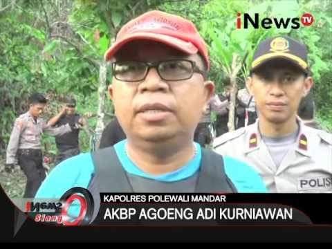 Polisi gerebek lokasi sabung ayam di perbukitan, Polewali Mandar, Sulsel - iNews Siang 21/03