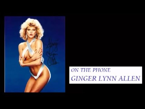 Ginger Lynn Allen Interview 11/06/2015 - Ron Jeremy Rape Allegations Traci Lords Bitch Cunt