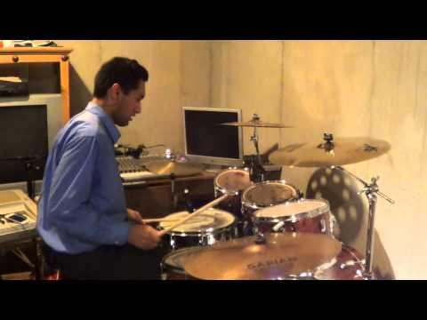 Drum Improv Solo - Michael Tonga!