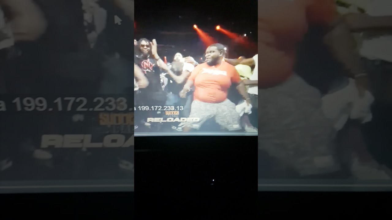 #SummerImpactReloaded Murda Mook and Calicoe vs Brizz Rawsteen and T-Top  FIGHT