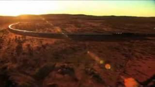 Treno Indian Pacific Australia