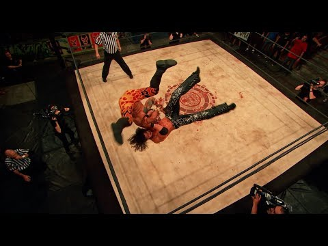 How technology is putting wrestling fans inside the ring | Lucha Underground