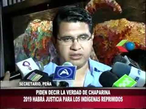 25092017  VLADIMIR PEÑA   CASO CHAPARINA   GIGA