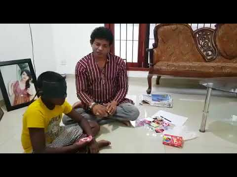 See How This Child Read Closed Eyes _ Third Eye Meditation