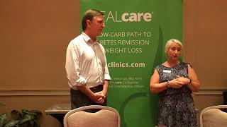 July 2018: HEALcare presents Dr. Eric Westman's Low-Carb Support Group Meeting