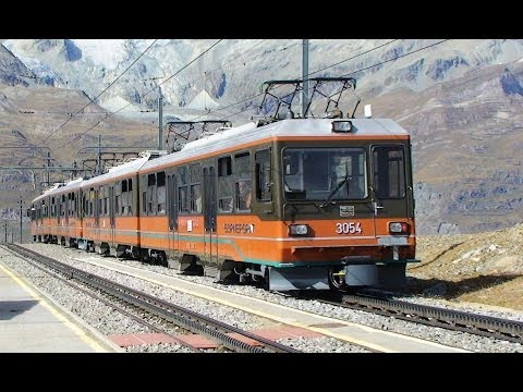Ride Switzerland's  awesome Gornergrat Railway for amazing views of the Matterhorn.