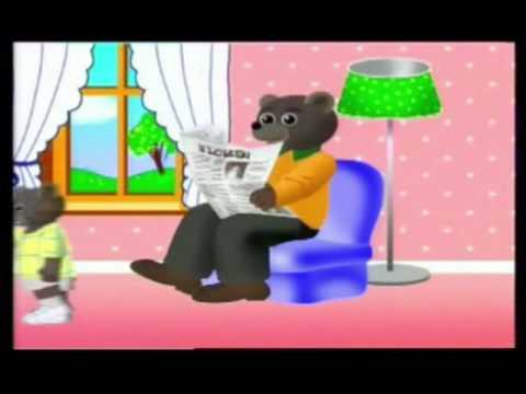 Petit ours brun fait le fou youtube - Petit ours brun a l ecole ...