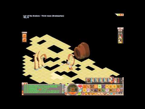 DOFUS: Giant Kralove Panda+enu Duo Achievement By Vikin