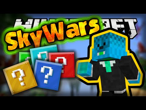 Minecraft: PA ON LETI :O | HiveMC Sky Wars