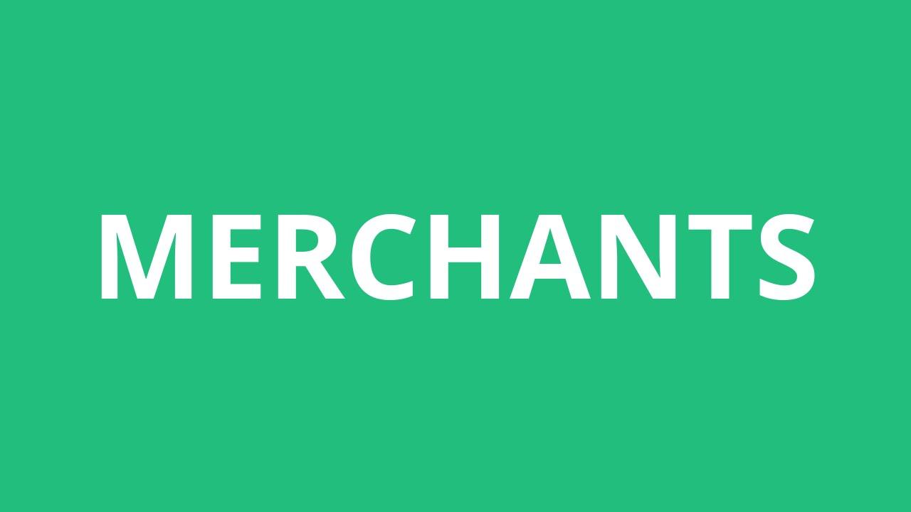 merchant word