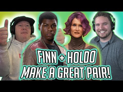Finn Zeta + Holdo Meant to Be Together! Post-Patch Holdo Gameplay | Star Wars: Galaxy of Heroes