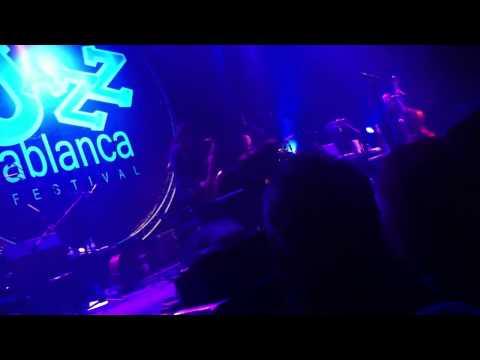 Melody Gardot @ Jazzablanca Festival '13 (30/03/2013) -Casablanca Morocco-