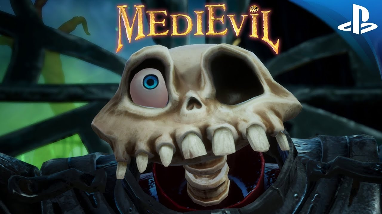 MediEvil, El remake de uno de los juegos más representativos de PlayStation