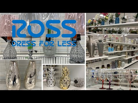ROSS Home Decor Decorative Accents Kitchen Decor | Shop With Me May 2019