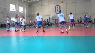 Спартакиада Газпром г.Туапсе 2015 волейбол Газпром