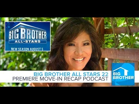 Big Brother All-Stars Premiere Recap | BB22 Move-In Recap LIVE | August 5, 2020