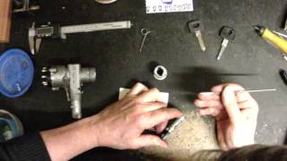 Урок #131. Ремонт замка зажигания Mercedes-Benz Gelandewagen