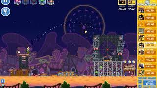 Angry Birds Friends/ Amusement Pork tournament, week 290/1, level 5