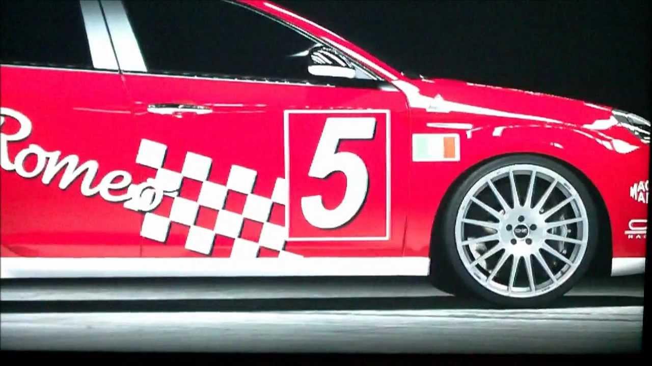 Alfa Romeo 156 Btcc Super Touring Car: Alfa Romeo 156 Touring Car FM4 REPLICA DESIGN