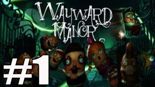 Wayward Manor Walkthrough Part 1 Gameplay Lets Play