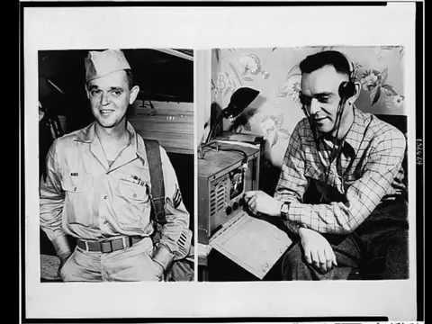 Irving Strobing Radio Interview (Battle of Corregidor Survivor)