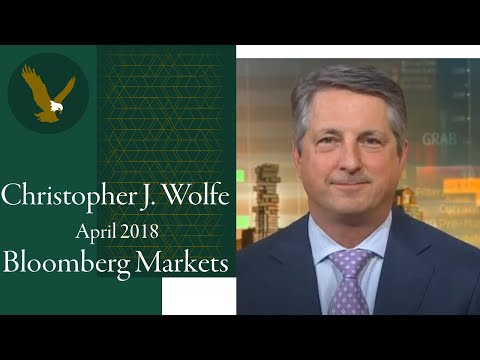 Chris Wolfe on Bloomberg Markets – April 2018