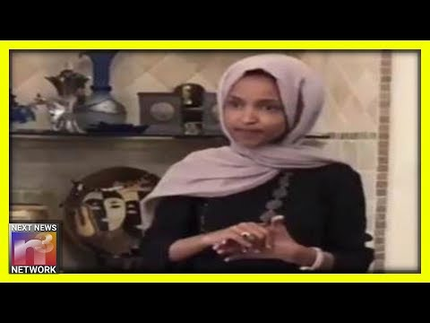 Ilhan Omar Says Creepy Thing To Her Supporters, Should We Be Weary?