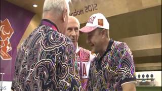Shooting highlights - London 2012 Paralympic Games