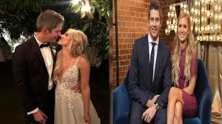 Inside Arie Luyendyk Jr. and Lauren Burnham's 'Amazing' Wedding: 'Both of Them Got Choked Up' - News