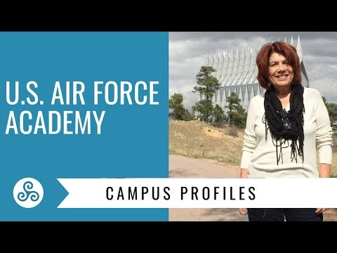 the United States Air Force Academy - overview by American College Strategies after a campus tour