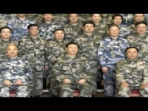 Chinese President Xi Jinping Adds New Military Title