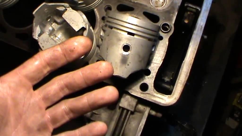 Сборка и запуск двигателя Нивы 21213