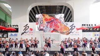 [4K] 夢色歌留多 泉州YOSAKOI ゑぇじゃないか祭り 2019