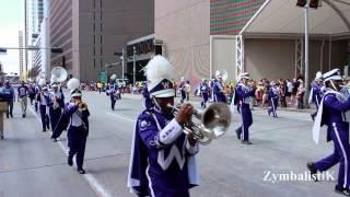 Phillis Wheatley High School (2014) - Houston Rodeo Parade