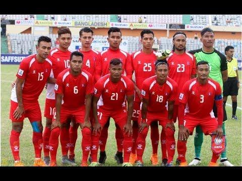 Nepal vs Bhutan Football 2nd Half Live 2018 ll Saff Championship 2018