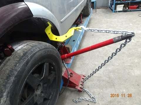приспособа для вытяжки колесных арок.