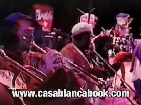 "Parliament Funkadelic-""Dr. Funkenstein"" 1976 Promo Film/Music Video-Casablanca Records"