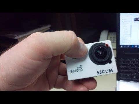 Как улучшить звук экшен камеры SJCam 4000 WiFi без паяльника