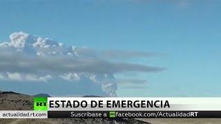 El Gobierno de Perú decreta el estado de emergencia ante la erupción del volcán Ubinas