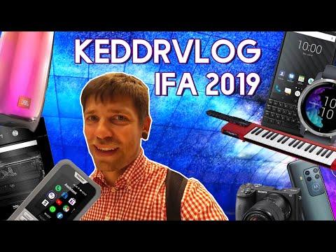 Вся выставка IFA 2019 в одном видео - KeddrVlog