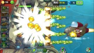 Растения против Зомби 2 Wild West (китайская версия 1.9.1) day 9 (3 stars)