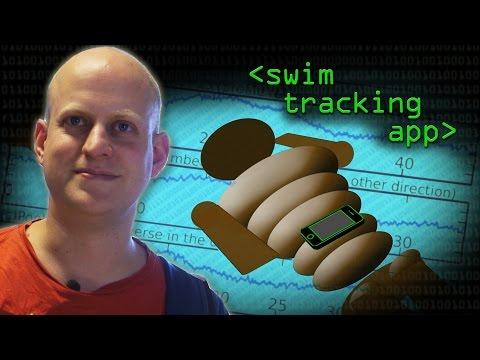 Swim Tracking App - Computerphile