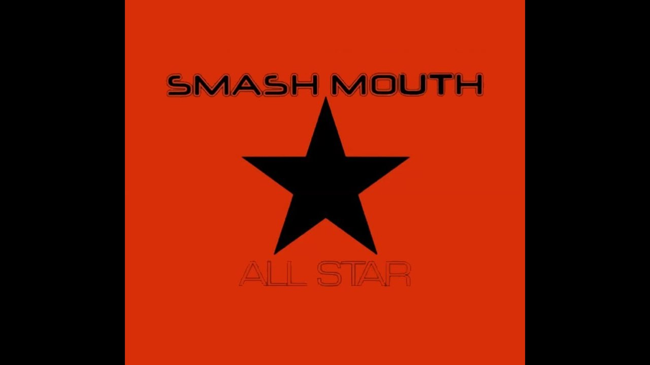 Smash Mouth All Star Instrumental Youtube