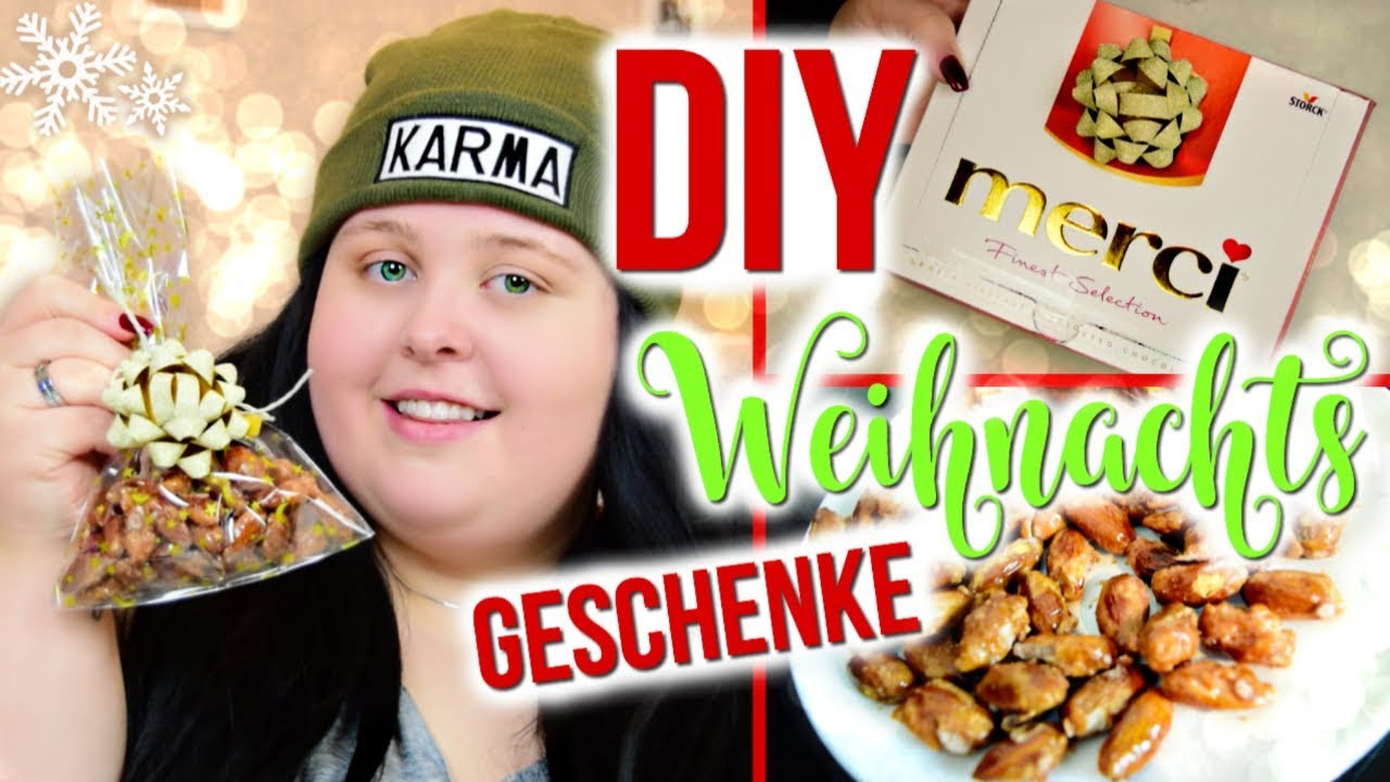 diy last minute weihnachtsgeschenke s lecker xmaswithjenessa vanessa nicole youtube. Black Bedroom Furniture Sets. Home Design Ideas